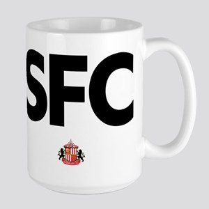 Sunderland SFC 15 oz Ceramic Large Mug